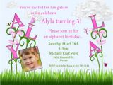 Flower themed Birthday Party Invitation Wording Sunny Flower Birthday Invitation Sweet Girl S Bright Fun