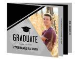 Folded Graduation Invitations 38 Printable Graduation Invitations Psd Ai Free