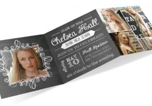 Folded Graduation Invitations Templates 10 Graduation Photo Invitations Free Psd Vector Ai