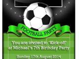 Football Party Invitations Templates Free Football Party Invitations theruntime Com