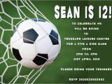Football Party Invitations Templates Free soccer Invitation Template Invitation Template