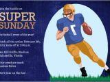 Football Watch Party Invitation Wording Football Invitations for Tailgates Superbowls Birthdays