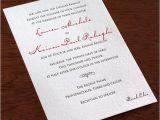 Formal attire On Wedding Invitation Wedding Invitation Wording Dress Codes Letterpress