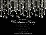 Formal Christmas Party Invitation Templates 9 formal Party Invitations Designs Templates Free