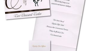Formal High School Graduation Invitations Famous High School Graduation Announcement Wording