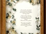 Framing Wedding Invitation 17 Best Images About Wedding Invitations Framed Keepsake