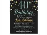 Free 40th Birthday Invitations Templates 40 Birthday Invitation Template – orderecigsjuicefo
