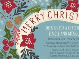 Free Animated Christmas Party Invitations Christmas Free Online Invitations