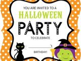 Free Animated Halloween Party Invitations Collection Of Halloween Witch Invitations Best Fashion