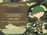 Free Army Birthday Party Invitation Template Army Birthday Invitations Ideas Bagvania Free Printable
