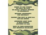 Free Army Birthday Party Invitation Template Free Printable Obstacle Course Birthday Party Invitations