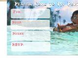 Free Baby Moana Birthday Invitation Template Musings Of An Average Mom Free Printable Moana Invitations