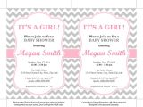 Free Baby Shower Invitation Templates for A Girl Baby Girl Shower Invitations Free Templates