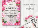Free Baby Shower Invitations Printouts Free Baby Shower Printables Uplifting Mayhem