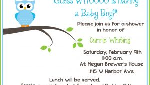 Free Baby Shower Invitations Templates Templates