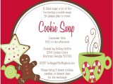 Free Baking Party Invitation Templates 7 Best Images Of Cookie Swap Printable Invitations