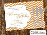 Free Birthday Brunch Invitations Birthday Brunch Invitation Custom Digital File by
