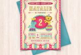Free Birthday Invitation Cards to Print at Home Printable Circus Birthday Invitations Free Thank You Cards