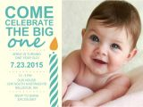 Free Birthday Invitation Templates for 1 Year Old 40th Birthday Ideas Free One Year Old Birthday Invitation