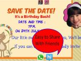 Free Birthday Invitation Templates for Whatsapp Birthday Invitation with android Apps On Google Play