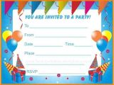 Free Birthday Invitation Templates for Whatsapp Free Printable Birthday Invitation Templates for Boys