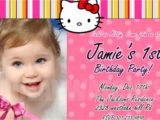 Free Birthday Invitation Templates for Whatsapp Making Personalized Birthday Party Invitations