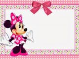 Free Birthday Invitation Templates Minnie Mouse Minnie Mouse Free Printable Invitation Templates