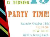 Free Birthday Invitation Templates with Photo Free Printable Birthday Invitation Templates