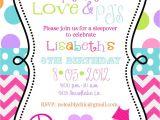 Free Birthday Invitations Templates Free Birthday Invitations Templates