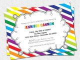 Free Birthday Party Invitation Template Items Similar to Printable Birthday Party Invitation Girl