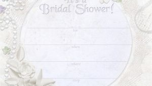 Free Bridal Shower Invitation Free Printable Party Invitations Ivory Dreams Bridal