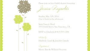 Free Bridal Shower Invitation Templates Downloads Wedding Shower Invite Template