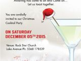 Free Christmas Cocktail Party Invitation Templates Free Psd Christmas Invitation Card Designs Freecreatives