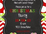 Free Christmas Pajama Party Invitations Items Similar to Christmas Pajama Party Invitation Digital
