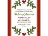 Free Christmas Party Invitation Borders Christmas Party Invite Border