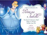 Free Cinderella Birthday Invitation Template 11 Disney Invitation Templates Free Sample Example
