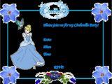 Free Cinderella Birthday Invitation Template 7 Best Images Of Cinderella Birthday Invitations Printable