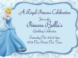 Free Cinderella Birthday Invitation Template Cinderella Invitations Template Best Template Collection