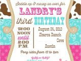 Free Cowgirl Birthday Invitation Templates Best 25 Cowgirl Birthday Invitations Ideas On Pinterest
