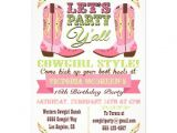 Free Cowgirl Birthday Invitation Templates Cowgirl Birthday Invitation Templates Free