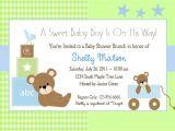 Free Customizable Baby Shower Invitations Custom Baby Shower Invitations Free