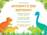 Free Dinosaur Birthday Party Invitation Template 17 Dinosaur Birthday Invitations How to Sample Templates