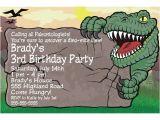 Free Dinosaur Birthday Party Invitation Template Dinosaur Birthday Party Invitations Template Resume Builder