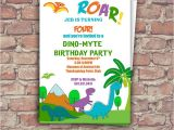 Free Dinosaur Birthday Party Invitation Template Dinosaurs Free Birthday Invitation Template Wedding