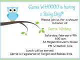 Free Downloadable Baby Shower Invites Free Printable Owl Baby Shower Invitations Sample