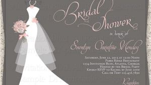 Free Downloadable Bridal Shower Invitations 30 Bridal Shower Invitations Templates