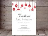 Free Editable Christmas Party Invitations Editable Holiday Invitations Printabell Create