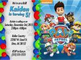 Free Editable Paw Patrol Birthday Invitations Editable Paw Patrol Invitations Full Size Of Design