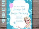 Free Editable Printable Frozen Birthday Invitations 17 Best Ideas About Free Frozen Invitations On Pinterest