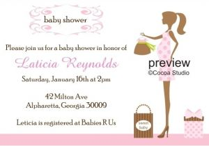 Free Electronic Baby Shower Invitations Templates Baby Shower Electronic Invitations Cobypic